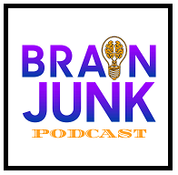 Logo for BRAIN JUNK